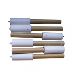 Thermocouple types R with Refractory Cotton with Fast and Stable Reaction