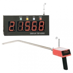 Wireless Thermometer for Casting Industry to Measure Molten Metal Temperature